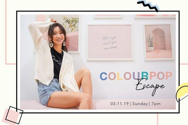 Colourpop Escape