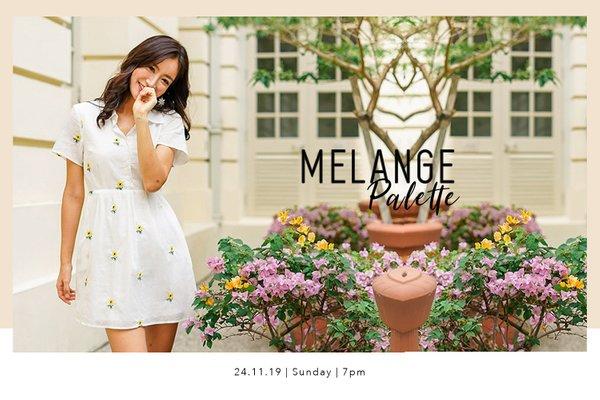 Melange Palette