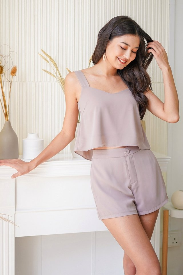 KAYLA 2-PIECE LOUNGE SET #MADEBYLOVET (MAUVE)